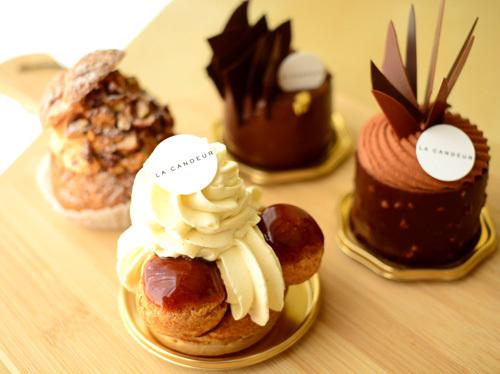 【ケーキ】ラ・カンドゥール_171007 (4)