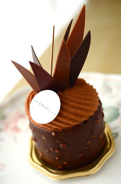 【ケーキ】ラ・カンドゥール「マジストラル」 (3)