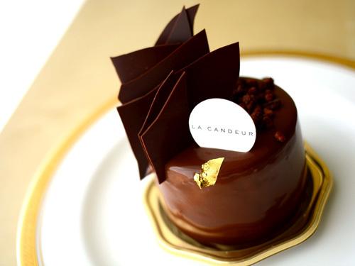 【ケーキ】ラ・カンドゥール「マダガスカル」 (1)