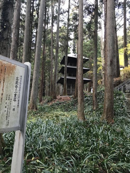2017高蔵寺:三重塔・6