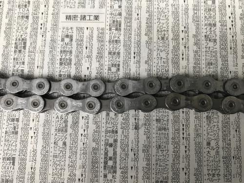 【XTC3のチェーン交換とハイドロホースガイド】・6