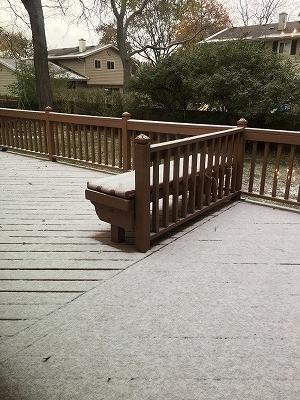 17年初雪2