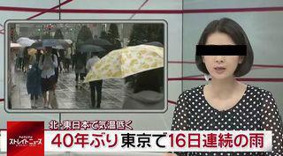 雨しか降らない東京 | 地方勢の逆境ナンパ!