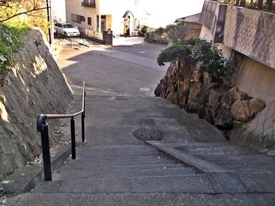 DSCF1821クルド階段踊り場からふりさけ