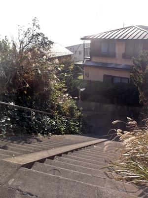 DSCF1826クルド階段ふりさけ