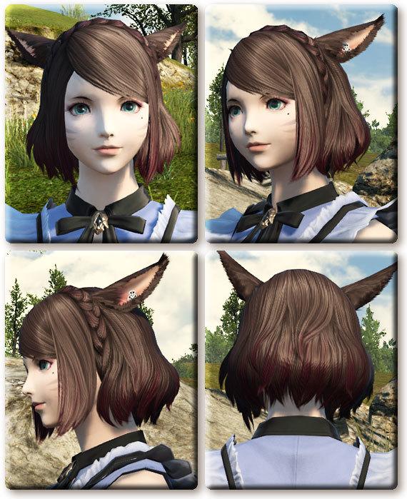 nemuKo. 【FF14】特殊な入手方法の髪型一覧(随時更新)