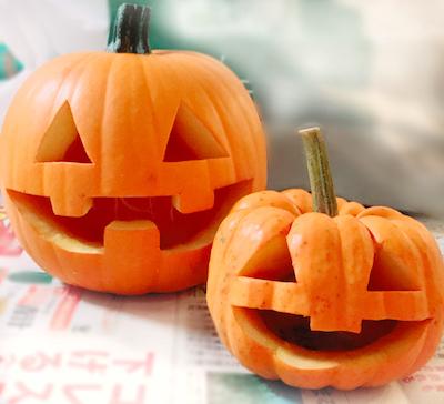 HWかぼちゃ