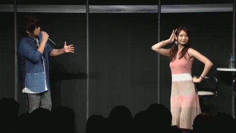 「秋の電撃祭」メインステージ生放送 in ベルサール秋葉原 ソードアート・オンライン アリシゼーション