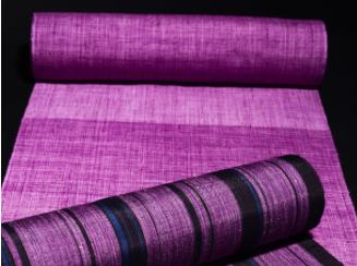 紫の織もの