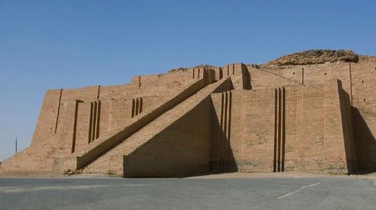 イラク神殿