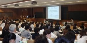日本スポーツ学会・講演の模様2