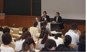 日本スポーツ学会・講演の模様3
