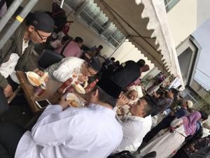 イード・アル=アドハー・お祝いの料理に舌鼓
