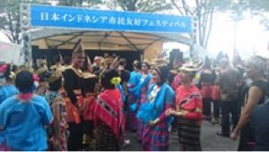 インドネシアフェスティバル_会場の模様