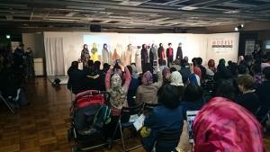 HALAL Expo Japan 2017_ムスリムファッションショー