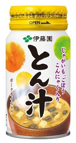 豚汁 とん汁 ぶた汁 伊藤園