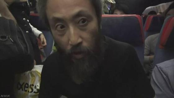 安田順平 プロ人質 IS ジャーナリスト ウマル 韓国人