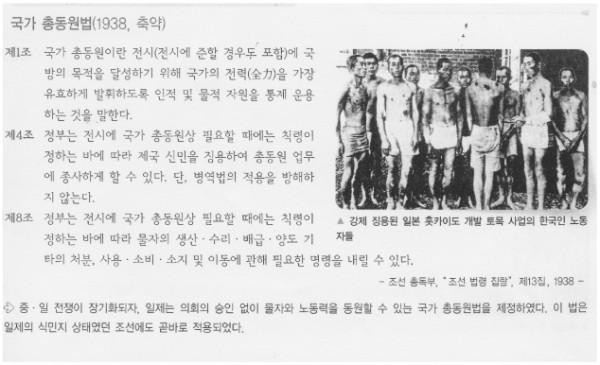 """繰り返される韓国の""""歴史フェイク""""、韓国教科書に掲載されている「酷使される朝鮮人」写真、被写体は日本人→ 韓国「日本の極右新聞がちょっとしたミスに乗じて攻撃」"""