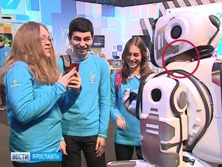 ボリス ロボット 着ぐるみ