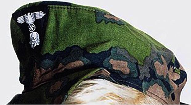 防弾少年団 BTS 原爆Tシャツ K-POOP プロ被害者 ナチス SS