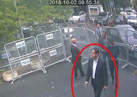 トルコのサウジ総領事館で記者が失踪した事件、容疑者のうちの一人がサウジ首都リヤドの交通事故で死亡