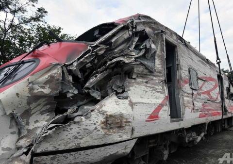 台湾の特急列車脱線事故、列車の運行状況や速度などを監視する自動制御装置スイッチが切られる … スイッチを切ったため速度超過を防げず事故につながった可能性