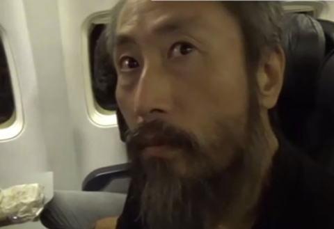 安田純平さん、前半分は人質っぽい風貌に見えるけど、後ろ半分は凄く綺麗でサッパリしていると話題に(画像)