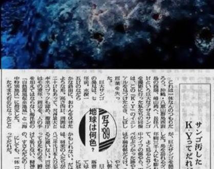 朝日新聞 社説 世界の果てまでイッテQ! 捏造 ブーメラン