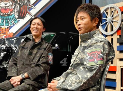 浜田雅功・矢部浩之インタビュー 「昔やったらできたことが今の地上波ではもうできない。時代はどんどんネットの方にいってしまう。ホンマにテレビ局、潰れますよ」