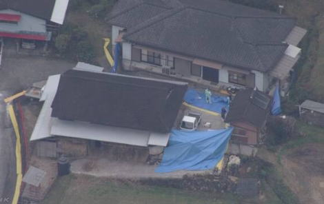 宮崎県高千穂町の民家で男性3人・女性3人の計6人の遺体が見つかる … 外傷がある人も居るということで、警察が捜査開始