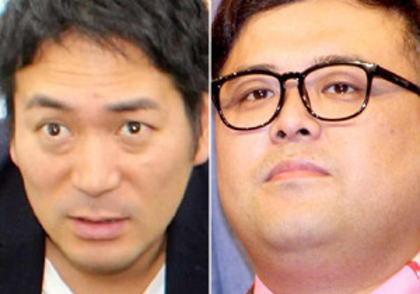 M-1グランプリ 審査 上沼恵美子 とろサーモン久保田 スーパーマラドーナ武智