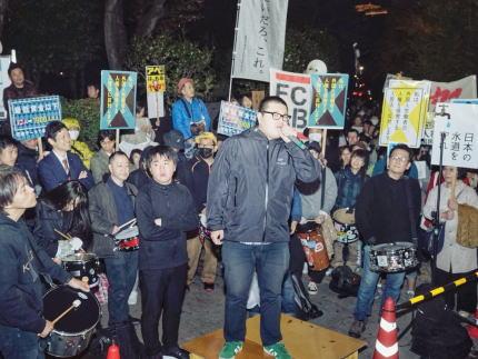 未来のための公共(元SEALDs)「僕は安倍晋三より賢い。安倍晋三よりは正しい。これだけは確実に言えます!」