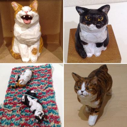 バンナイさんの猫たち