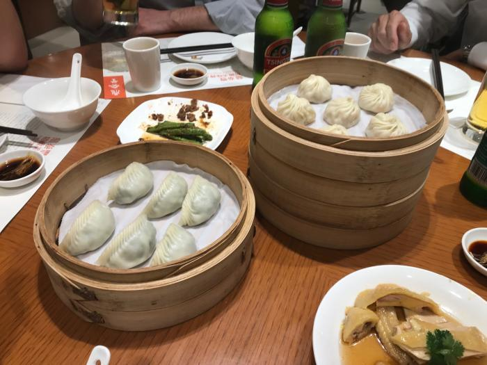 中国出張201712_ディンタイフォン