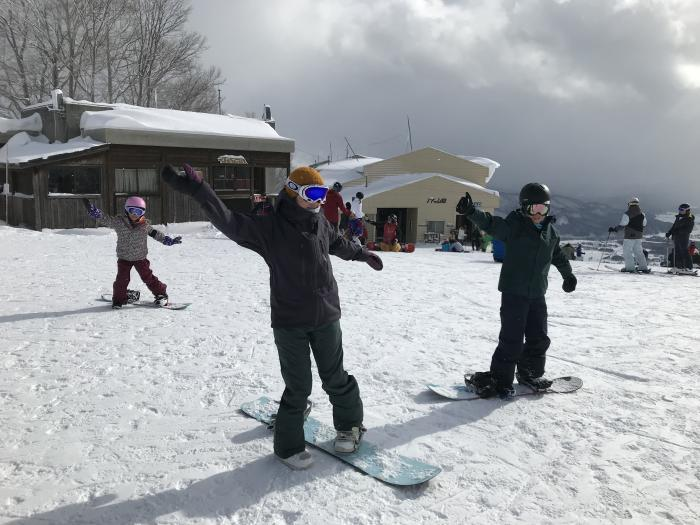 2018正月_岩岳にて