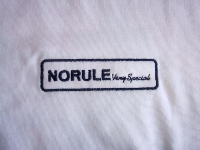 NORULE Raglan sleeve tee VerySpecial white2