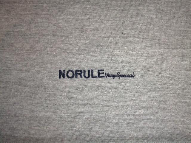 NORULE Poket Tee Cool As Hell Gray7