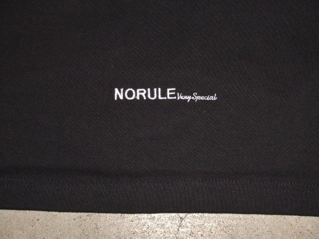 NORULE Poket Tee Cool As Hell Black6