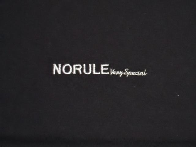 NORULE Poket Tee Cool As Hell Black7