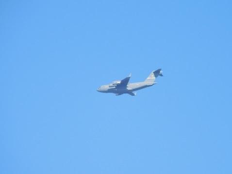 通りすがりに見かけたC-17a
