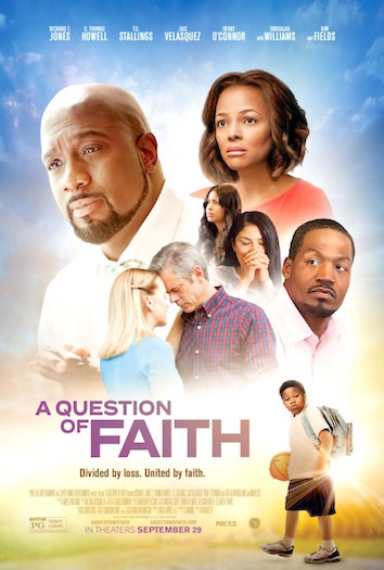 Question of Faith Poster