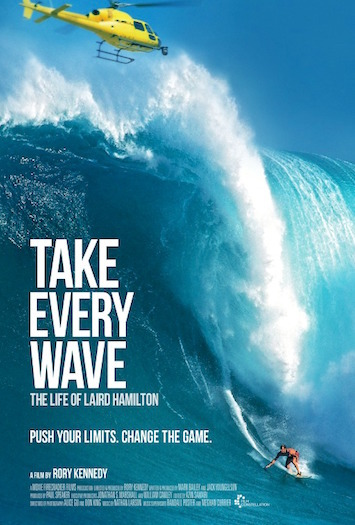 Take Every Wave Poster