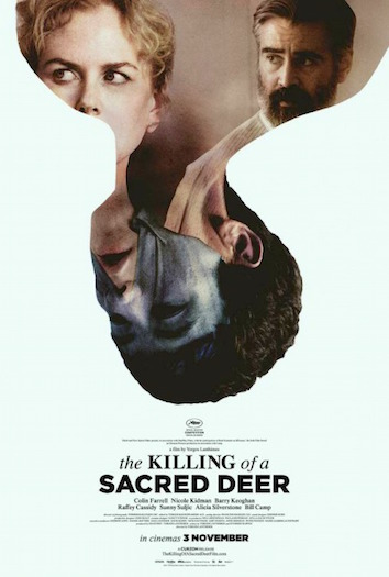 Killing of Sacred Deer Poster