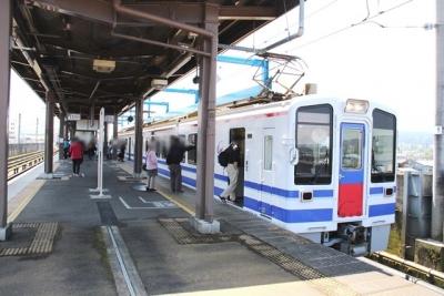 北越急行ほくほく線十日町駅