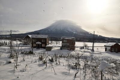 蝦夷富士羊蹄山