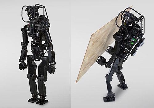 人間型ロボット試作機HRP-5P