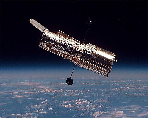 ハッブル宇宙望遠鏡に迫るお別れの時