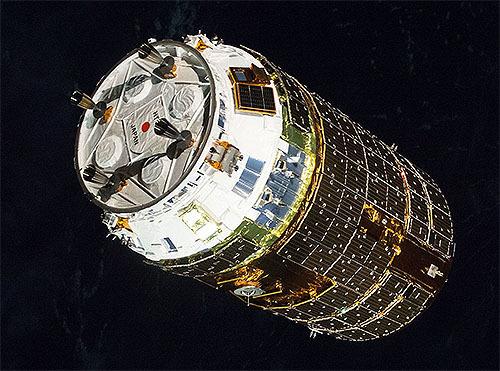 無人宇宙貨物船こうのとり