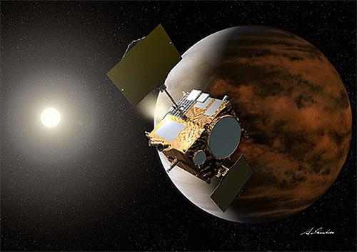金星探査機「あかつき」(PLANET-C)の定常運用終了と延長運用へ