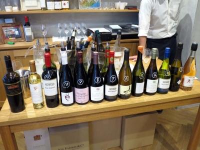 20170916Sante a Mashica_wine